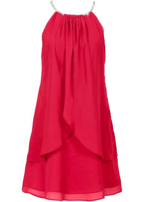 robe collier femme