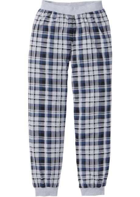 toujours populaire de gros vif et grand en style Pantalon de pyjama en jersey