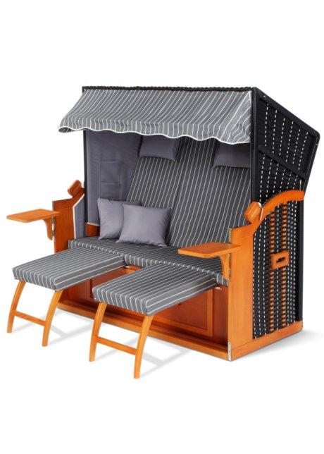 Fauteuil-cabine Luxus Mainau gris foncé - Maison - bonprix.fr 8a8af0411463