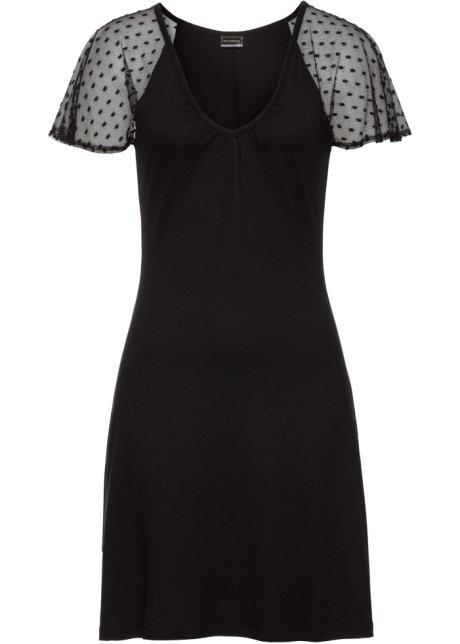 Robe noir - RAINBOW - bonprix.fr e95f865497b4