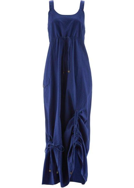 Bleu Femme Bpc Lin Collection Robe Nuit En Bonprix I8xFnqa