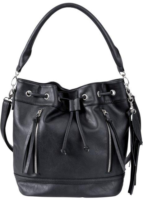 e7336162ac Sac bourse noir - bpc bonprix collection commande online - bonprix.fr