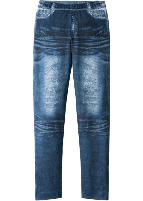legging jean fille