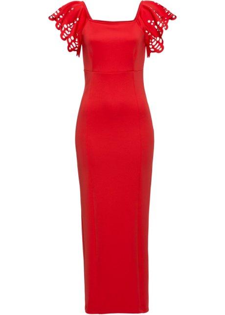 2128c2985ff5 Robe rouge - Femme - BODYFLIRT boutique - bonprix.fr