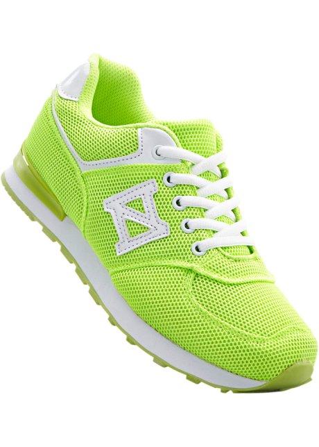 Bonprix - Sneakers vert pour femme Jeu Ebay Prix Amazon Pas Cher Réel Pas Cher En Ligne À Jour Parcourir La Vente 8u7UBcIk