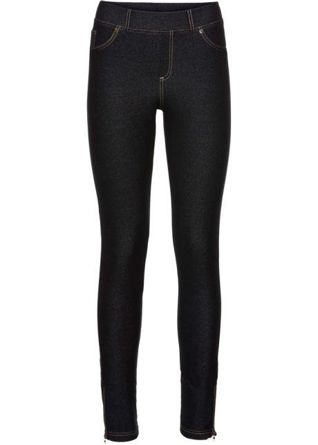 """legging jean noir"""""""