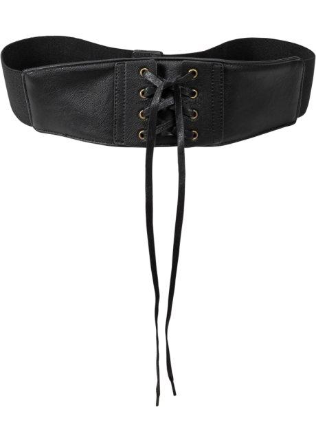 Ceinture corset noir - Femme - bpc bonprix collection - bonprix.fr 8ff4e64a342