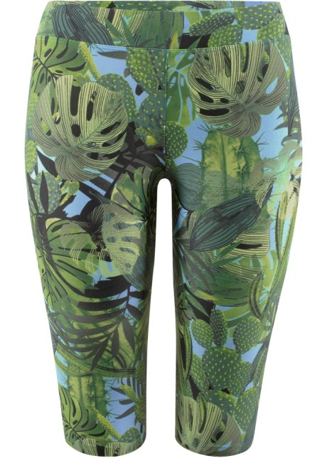 42783c5789 Legging de bain vert imprimé - Femme - bonprix.fr