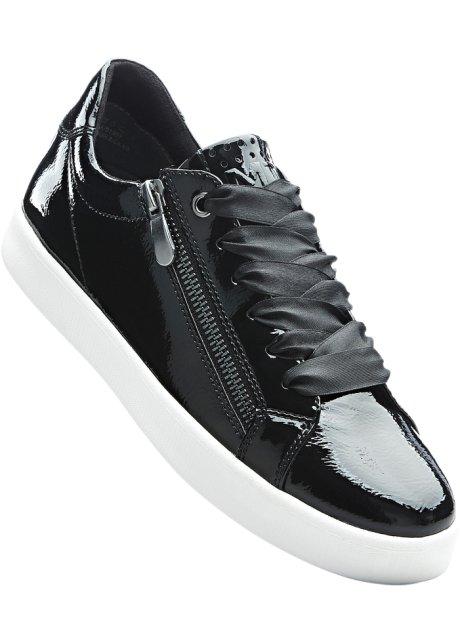 Sneakers de Marco Tozzi noir verni - Marco Tozzi acheter online ... 53072c65fe