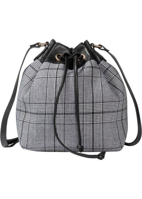 a680106d7b Sac bourse noir/gris - bpc bonprix collection - bonprix.fr