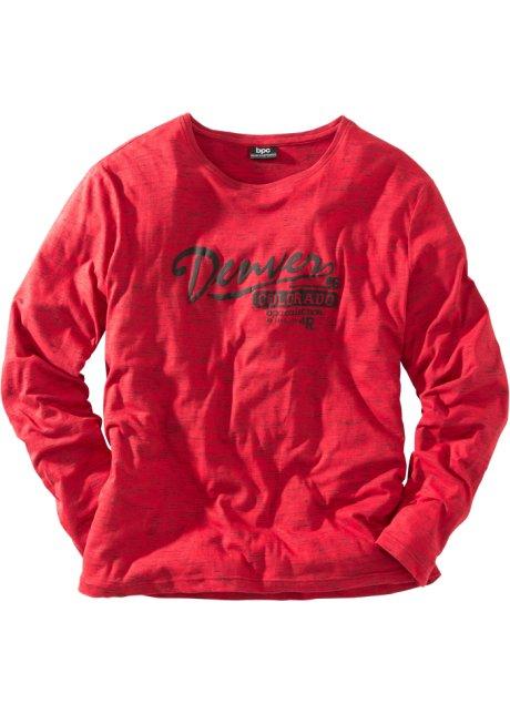 Longues Manches Homme Bonprix Shirt T wOXPkiTZu