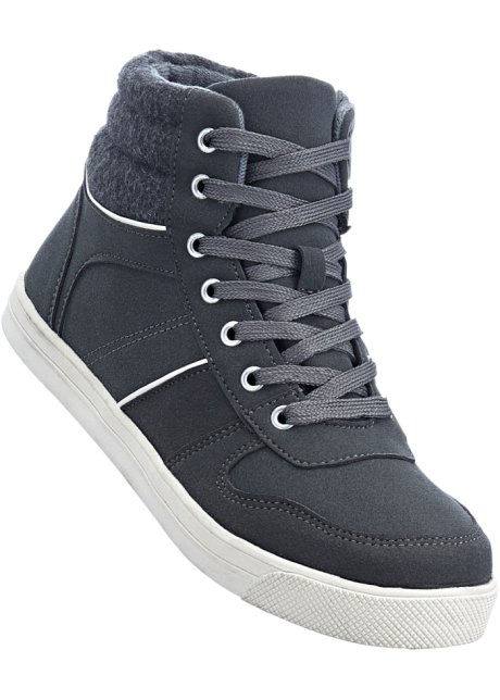 Commande High Bpc Gris Sneakers Bonprix Online Collection xXqzCW1wH