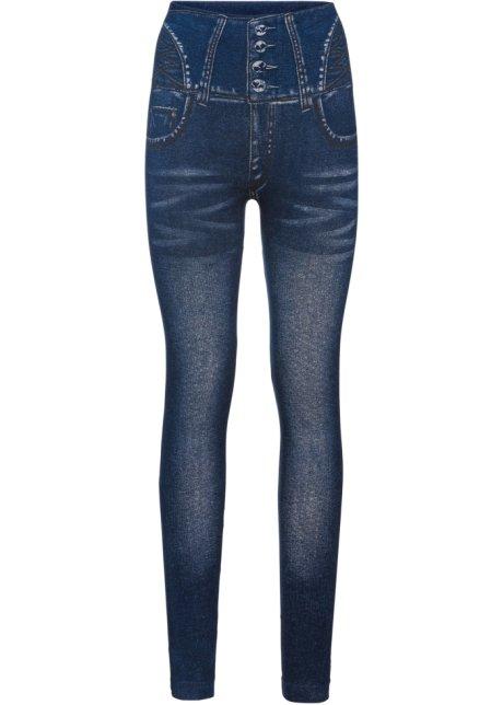 legging imitation jean