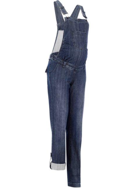 choisir officiel achat spécial de style élégant Salopette en jean de grossesse jambes droites