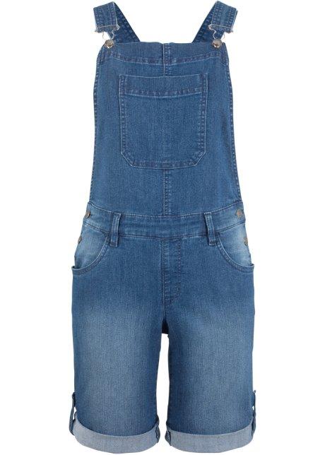 Baner de mezclilla cortos John Pantalones azul Denim Jeanswear UzqpGMSV