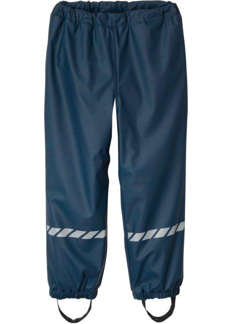 Imperméable Garçons BOTTOMS Pantalon Taille L Bleu