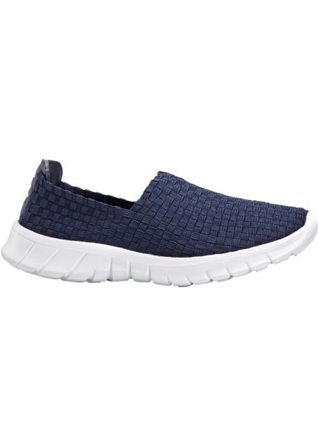 Sandales à talons bleu profond Femme bpc selection