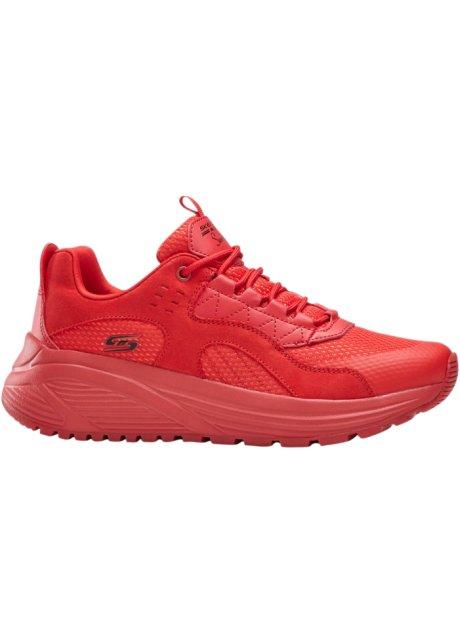 Remontarse pulgada Responder  Sneakers Skechers à mémoire de forme rouge - bonprix.fr
