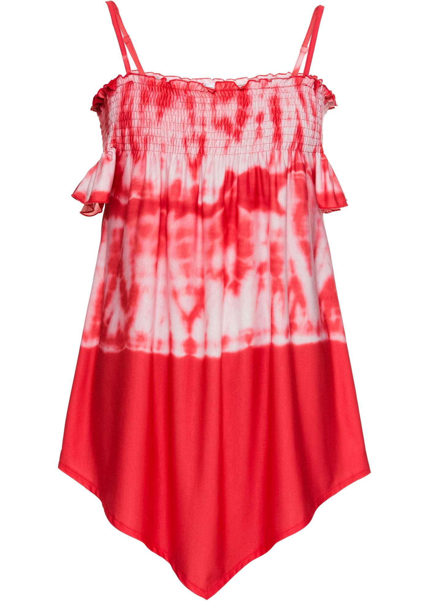 T-shirt style Carmen batik