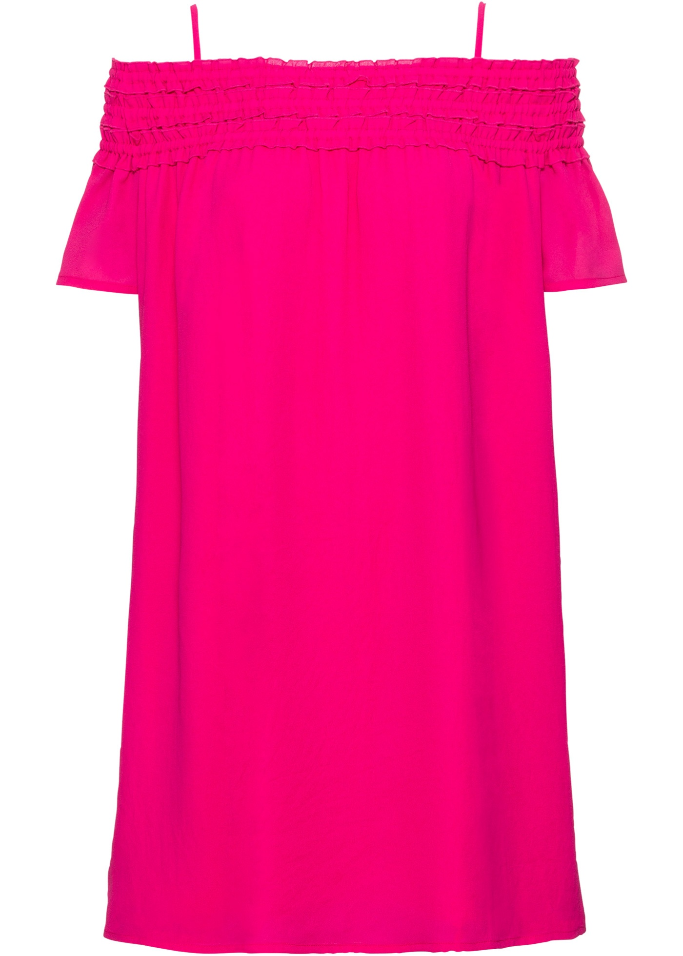 Robe à encolure style Carmen : MUST-HAVE
