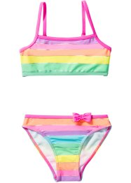 Bikini fille (Ens. 2 pces.), bpc bonprix collection, fuchsia