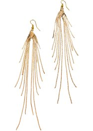 Boucles d'oreilles pendantes, bpc bonprix collection