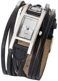 Montre Estelle, bpc bonprix collection, noir