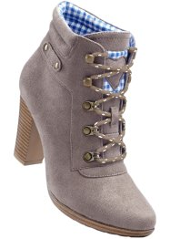 Bottines, bpc bonprix collection, taupe