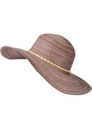 Chapeau de paille, bpc bonprix collection, marron
