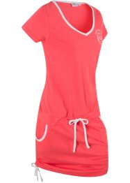 Robe de plage, manches courtes, bpc bonprix collection