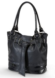 Sac imitation croco, bpc bonprix collection
