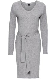 MUST-HAVE : Robe en maille avec nœud, BODYFLIRT