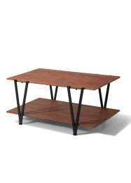 Table basse Conny, bpc living, bois naturel