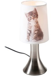 Lampe tactile Chat, bpc living