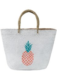 Sac de plage avec motif ananas, bpc bonprix collection
