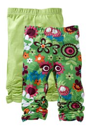 Lot de 2 leggings, bpc bonprix collection