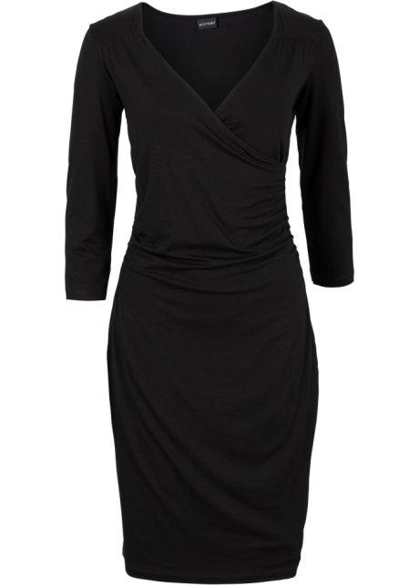 Robe noir - BODYFLIRT - bonprix.fr ec16e925e65a