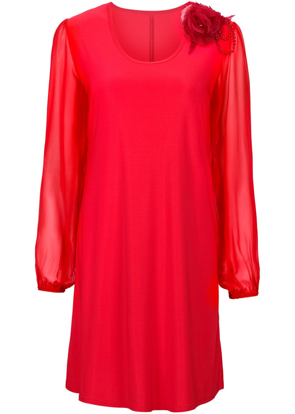 Robe Rouge Rable