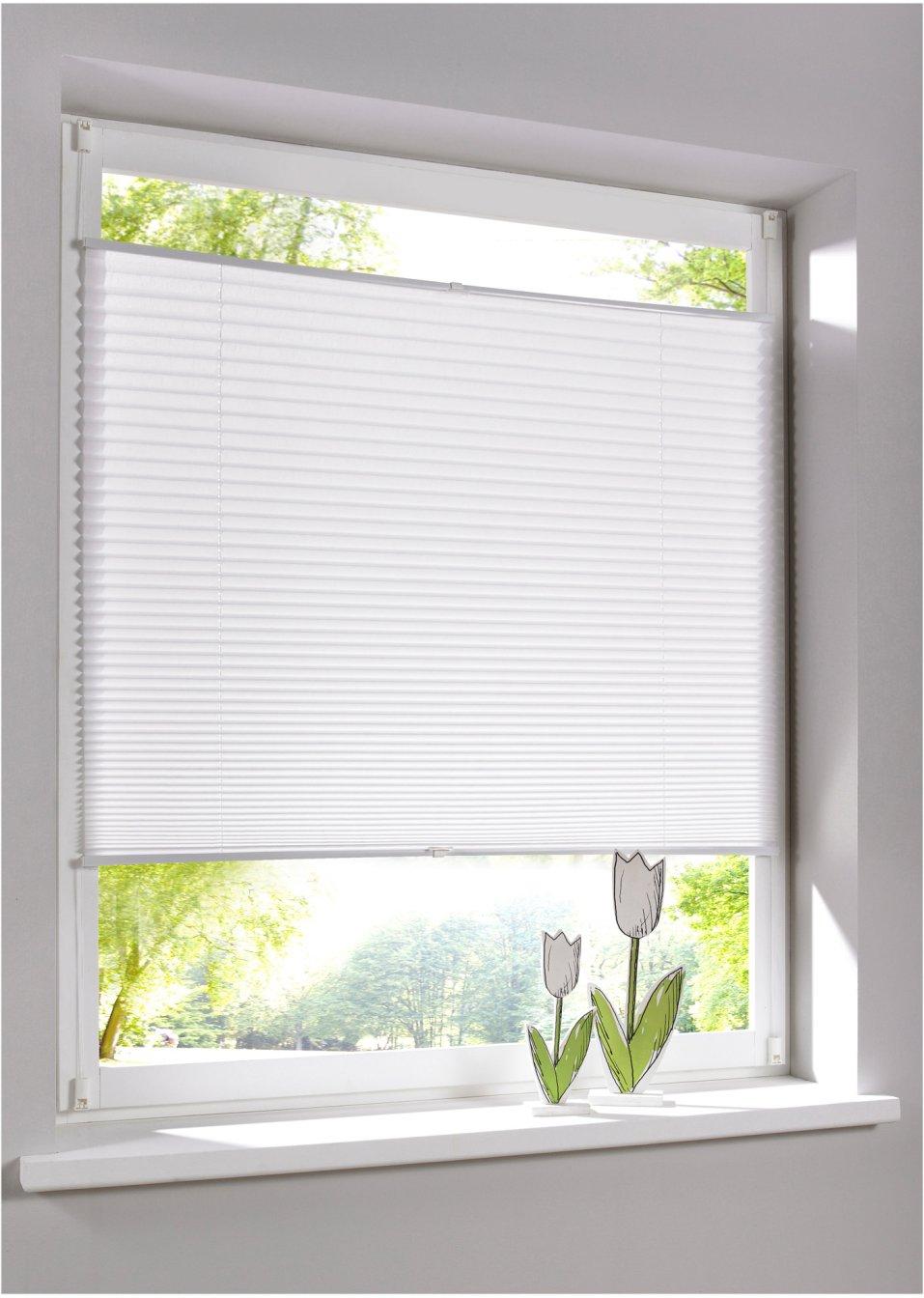 store pliss clipser blanc bpc living. Black Bedroom Furniture Sets. Home Design Ideas