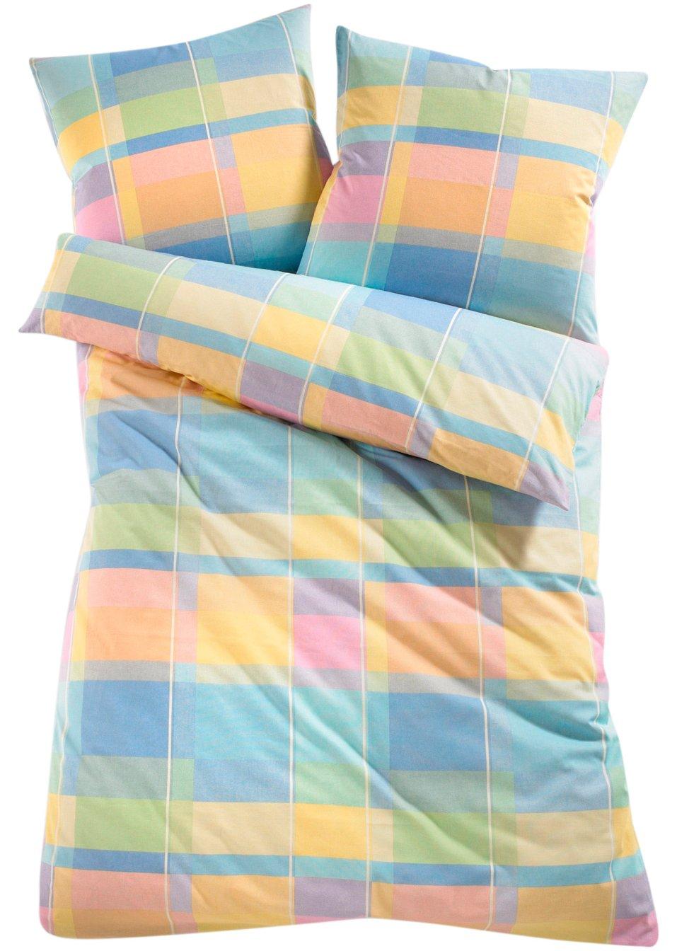 parure de lit pascale pastel bpc living commande online. Black Bedroom Furniture Sets. Home Design Ideas