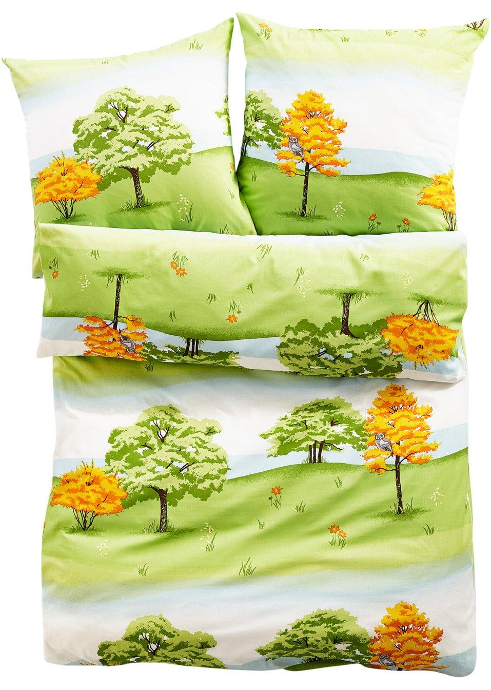 parure de lit val rie linon multicolore maison bpc living. Black Bedroom Furniture Sets. Home Design Ideas