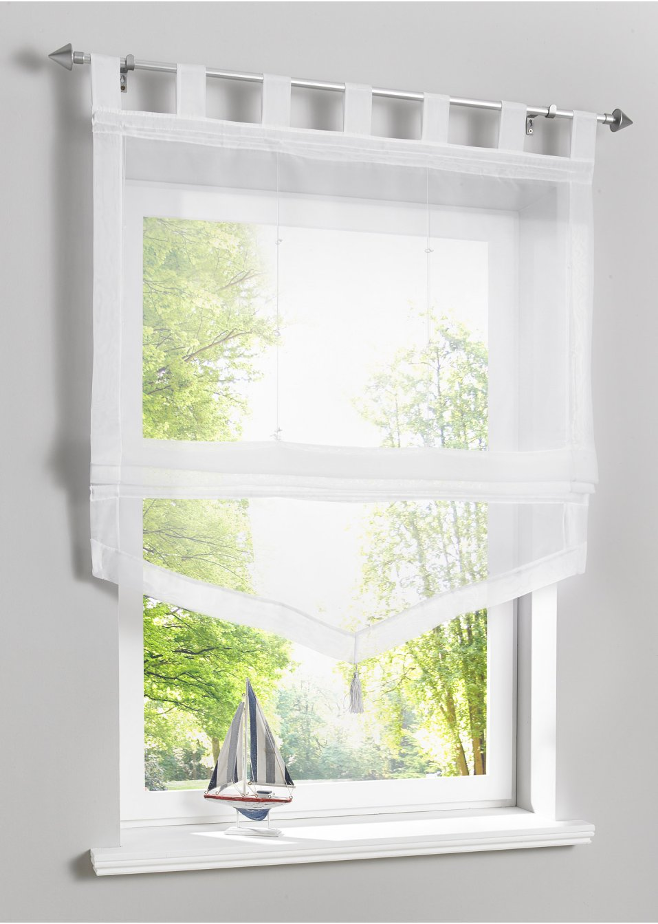 store bateau sylt blanc bpc living acheter online. Black Bedroom Furniture Sets. Home Design Ideas