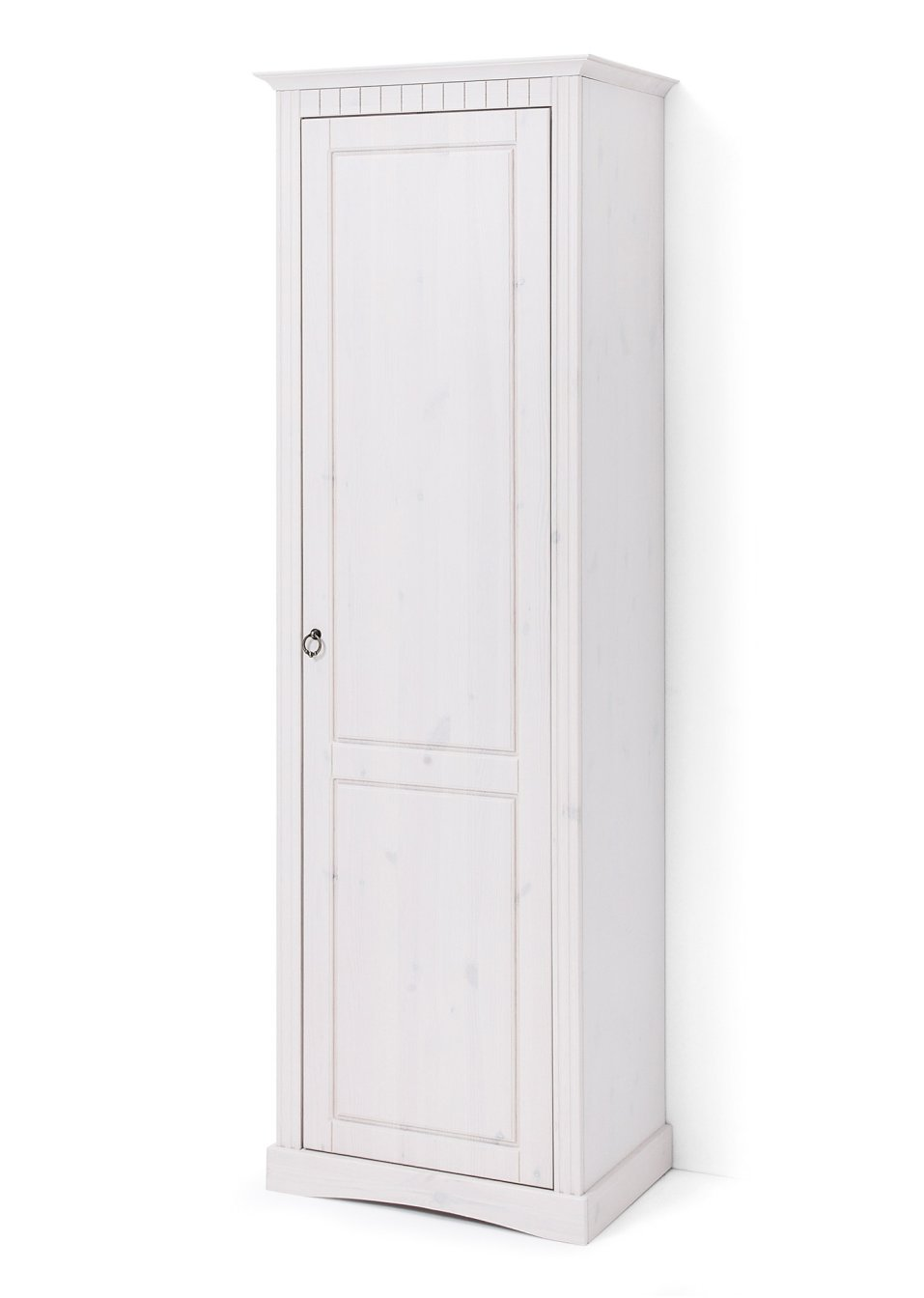 Armoire penderie naples blanc bpc living for Porte living