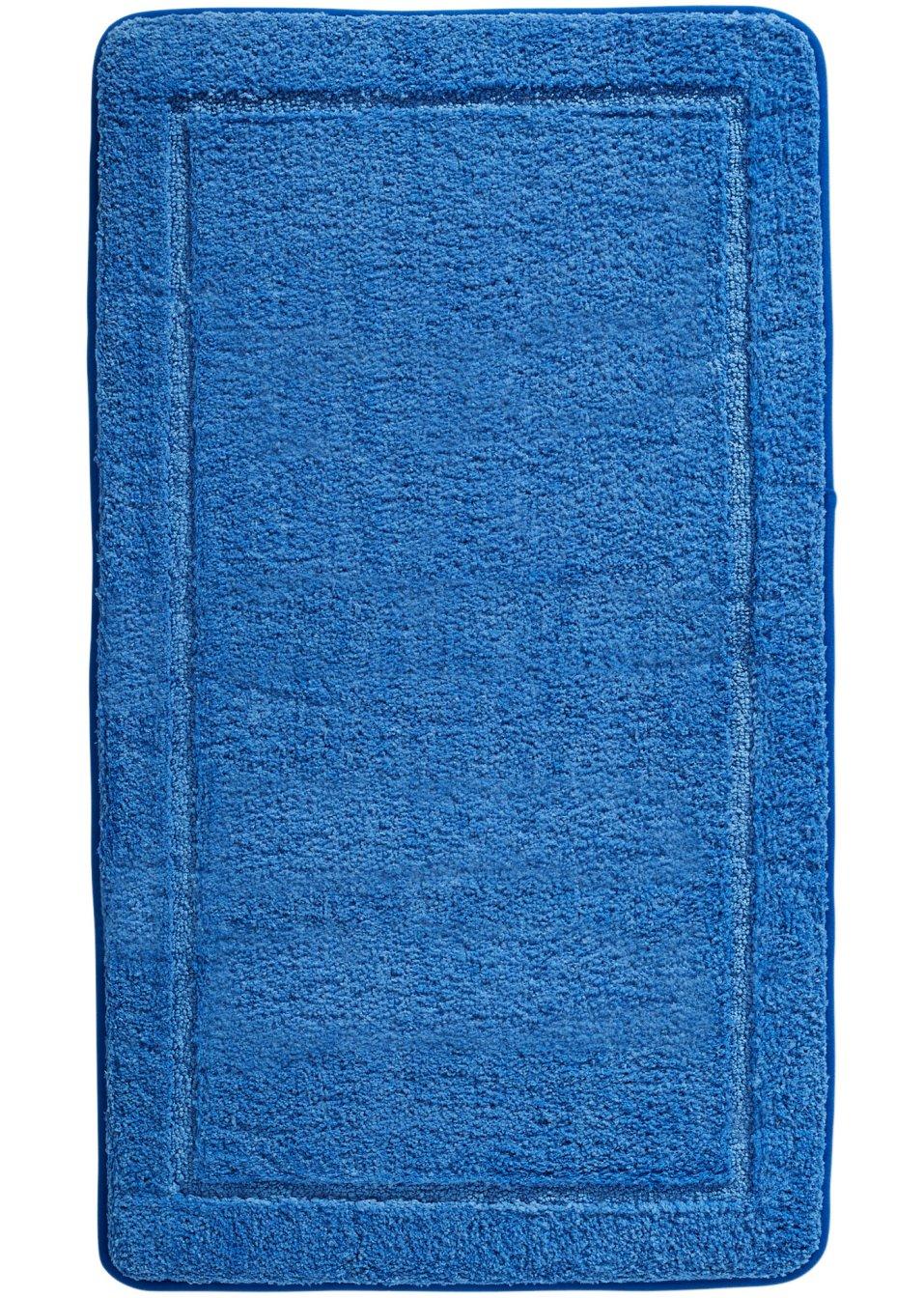 tapis de bain emilie m moire de forme bleu maison. Black Bedroom Furniture Sets. Home Design Ideas