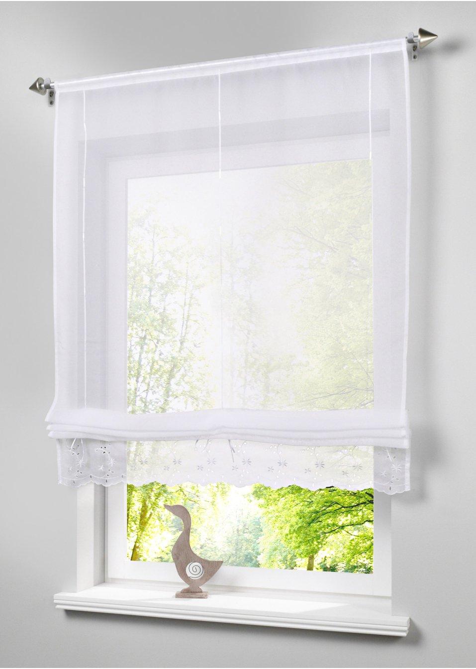 store nouer berit coulisse passe tringle blanc bpc. Black Bedroom Furniture Sets. Home Design Ideas