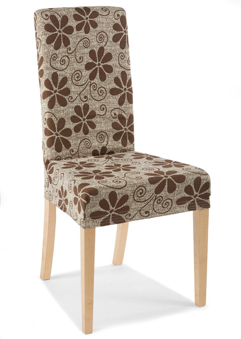 housse de chaise marron conceptions de maison. Black Bedroom Furniture Sets. Home Design Ideas