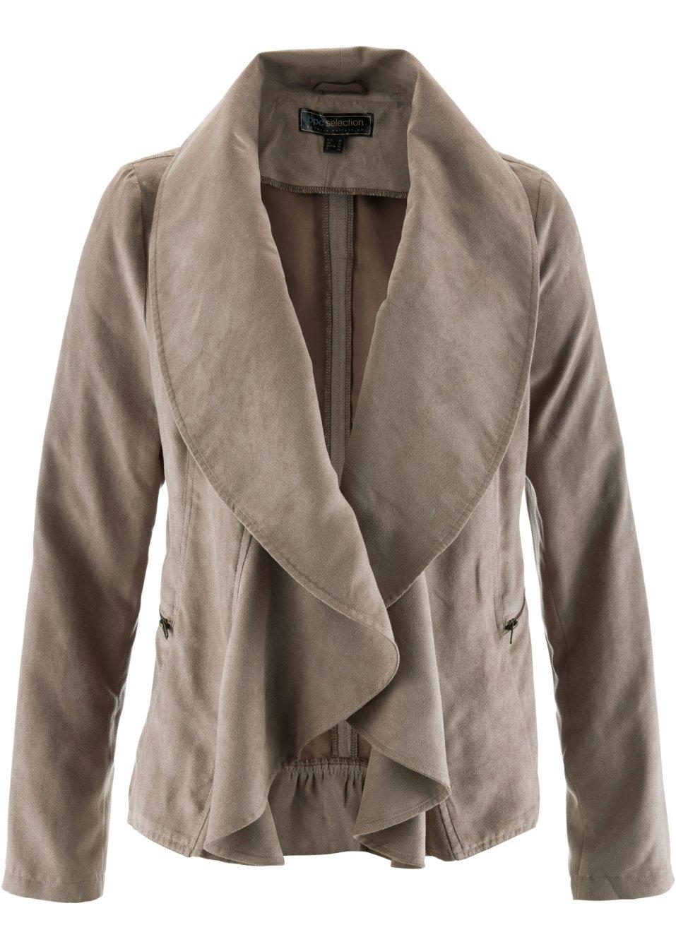 blazer marron femme bpc selection. Black Bedroom Furniture Sets. Home Design Ideas