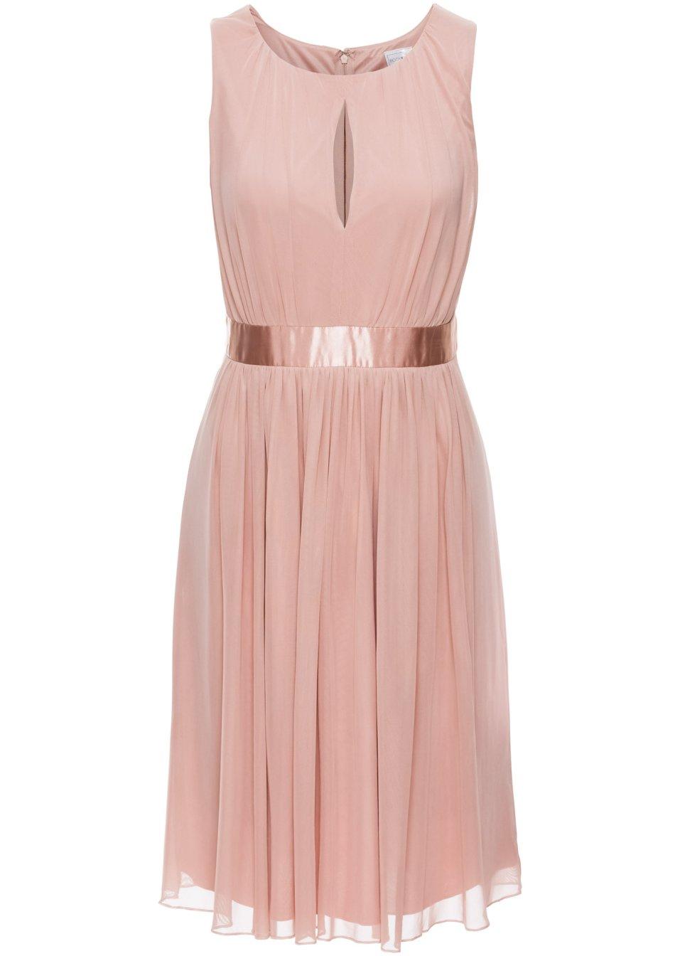e71a88a20130 Robes roses bonprix - La mode à petit prix!