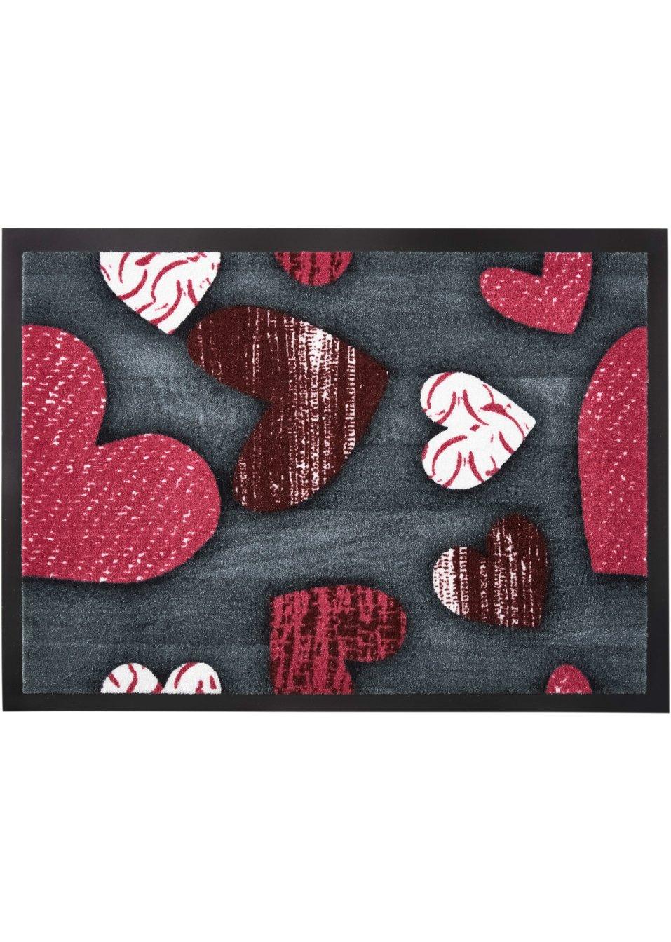 tapis de protection c ur rose bpc living commande online. Black Bedroom Furniture Sets. Home Design Ideas